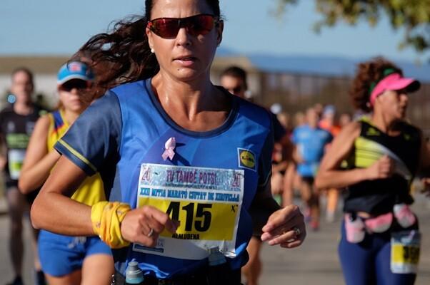 El Circuito de Carreras Populares de la Diputació consigue el reto del 25 por ciento de participación femenina.