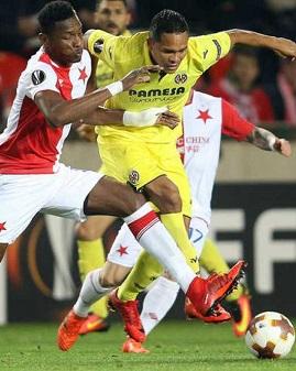 El Villarreal avanza en la Europa League.