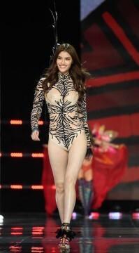 El desfile de Victoria's Secret 2017 ha trasladado su pasarela por primera vez a Shanghái (26)