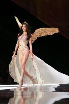 El desfile de Victoria's Secret 2017 ha trasladado su pasarela por primera vez a Shanghái (37)