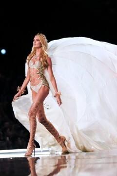 El desfile de Victoria's Secret 2017 ha trasladado su pasarela por primera vez a Shanghái (39)