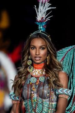 El desfile de Victoria's Secret 2017 ha trasladado su pasarela por primera vez a Shanghái (51)