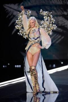 El desfile de Victoria's Secret 2017 ha trasladado su pasarela por primera vez a Shanghái (58)