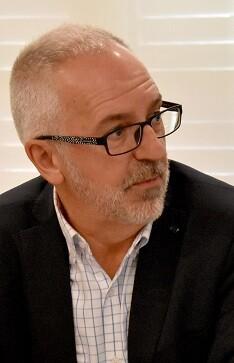 El nuevo gerente de Divalterra, Xavier Simón.