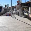 FGV inicia los trabajos de acondicionamiento del paso inferior de la estación de Torrent de Metrovalencia.