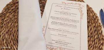 Gastronomía y belleza en Nou Racó (2018)