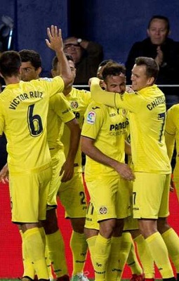 Importante victoria del Villarreal.