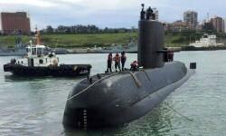 La Armada Argentina confirma que el submarino desaparecido ARA San Juan sufrió una explosión.