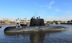 La Armada argentina descarta que el 'ruido' detectado pertenezca al submarino desaparecido.