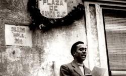 La Biblioteca Valenciana programa recitales de poemas de Joan Fuster y Miguel Hernández.