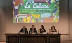 La Cabina presenta su X edición que se celebrará del 16 al 25 de noviembre.