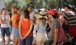 La Comunitat supera por primera vez los 8 millones de turistas extranjeros y avanza en la desestacionalizacion como destino.