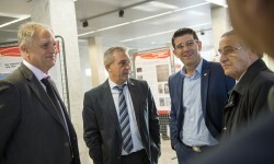 La Diputació abre vías de financiación a un proyecto de Llíria que utilizará energía limpia en edificios públicos.