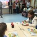 La Diputació fomenta la alimentación y los hábitos saludables entre las niñas y niños de Primaria.