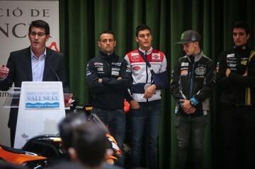 La Diputació invierte 600.000 euros anuales en formación y ayuda a los jóvenes pilotos valencianos.