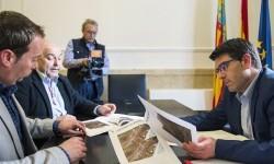 La Diputación ayuda a Nàquera a solucionar el problema de las inundaciones en sus barrios.
