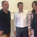 La Diputación ayudará a Barxeta a disponer de los terrenos para construir un centro cívico.