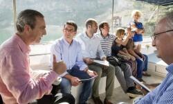 La Diputación ayudará a Cortes de Pallás a reforestar sus montes con un proyecto de Gestión del Talento.