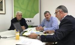 La Diputación da el primer paso para que Carcaixent y Dénia vuelvan a estar conectadas a través de una vía verde.