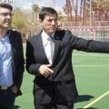 La Diputación hace posible la mejora de la red de espacios verdes y parques de Burjassot.