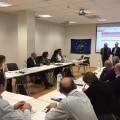 La Diputación impulsa un proyecto europeo para reducir la concentración de nitratos en el ciclo del agua.