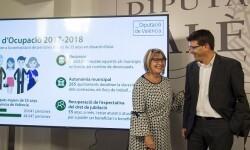 La Diputación invertirá 2,7 millones de euros en L'Horta para dar trabajo a personas mayores de 55 años.