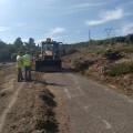 La Diputación invierte 600.000 euros en la carretera entre Buñol y el Collado Umán que llevaba años abandonada.