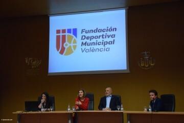La Fundación Deportiva Municipal de Valencia renueva su imagen corporativa y presenta su nueva APP (96)