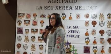 La Seu-Xerea-El Mercat celebró la merienda de relevos infantiles (1)