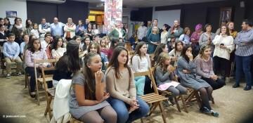 La Seu-Xerea-El Mercat celebró la merienda de relevos infantiles (11)