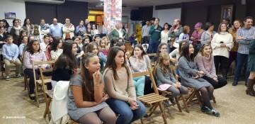 La Seu-Xerea-El Mercat celebró la merienda de relevos infantiles (12)