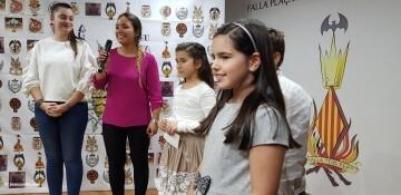 La Seu-Xerea-El Mercat celebró la merienda de relevos infantiles (13)
