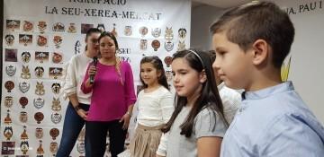 La Seu-Xerea-El Mercat celebró la merienda de relevos infantiles (14)