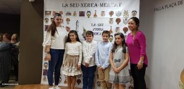 La Seu-Xerea-El Mercat celebró la merienda de relevos infantiles (15)