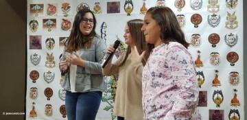 La Seu-Xerea-El Mercat celebró la merienda de relevos infantiles (2)