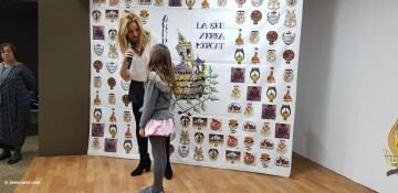 La Seu-Xerea-El Mercat celebró la merienda de relevos infantiles (21)