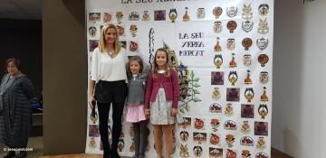 La Seu-Xerea-El Mercat celebró la merienda de relevos infantiles (22)