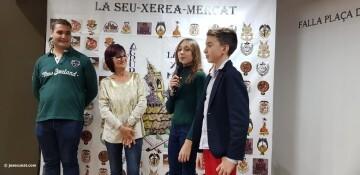 La Seu-Xerea-El Mercat celebró la merienda de relevos infantiles (23)