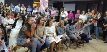 La Seu-Xerea-El Mercat celebró la merienda de relevos infantiles (24)
