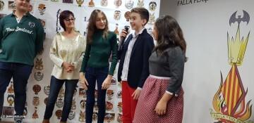 La Seu-Xerea-El Mercat celebró la merienda de relevos infantiles (25)