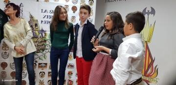 La Seu-Xerea-El Mercat celebró la merienda de relevos infantiles (26)