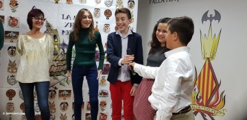 La Seu-Xerea-El Mercat celebró la merienda de relevos infantiles (27)
