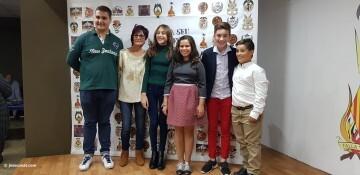 La Seu-Xerea-El Mercat celebró la merienda de relevos infantiles (28)