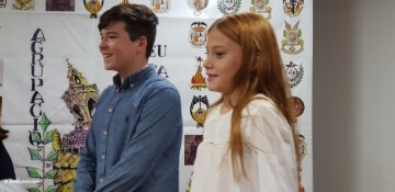 La Seu-Xerea-El Mercat celebró la merienda de relevos infantiles (31)