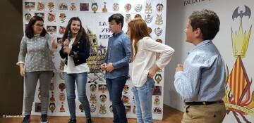 La Seu-Xerea-El Mercat celebró la merienda de relevos infantiles (32)