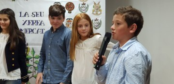 La Seu-Xerea-El Mercat celebró la merienda de relevos infantiles (33)