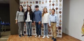 La Seu-Xerea-El Mercat celebró la merienda de relevos infantiles (35)
