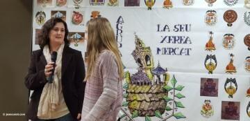 La Seu-Xerea-El Mercat celebró la merienda de relevos infantiles (37)