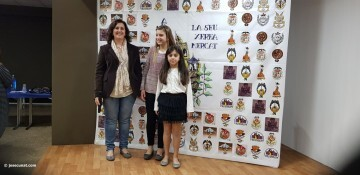 La Seu-Xerea-El Mercat celebró la merienda de relevos infantiles (39)