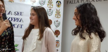 La Seu-Xerea-El Mercat celebró la merienda de relevos infantiles (42)